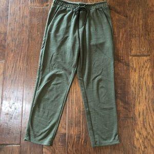 Zara casual linen pants